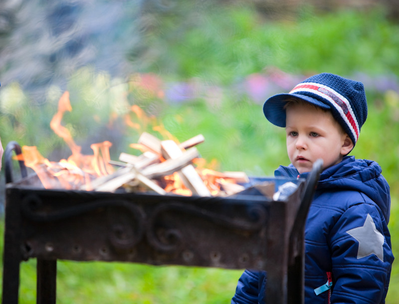 Safety Rules For Outdoor Grilling