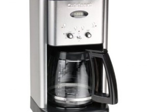 Cuisinart DCC-1200 12-Cup Brew Central Coffee Maker