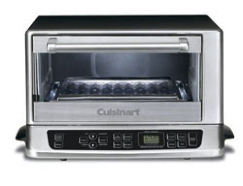 Cuisinart TOB 195 Exact Heat Toaster Oven Broiler Stainless 1