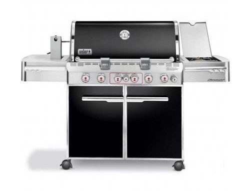 Weber Summit E-670 Grill Reviews