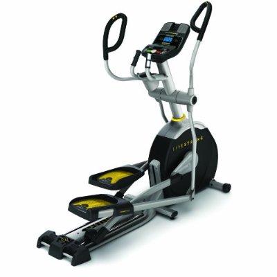 how to walk on an elliptical machine