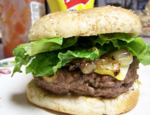 How to Grill the Perfect Burger