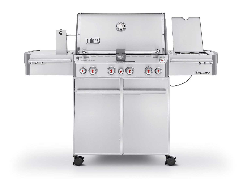 weber summit s470 gas grill u2013 - Weber Summit S 420