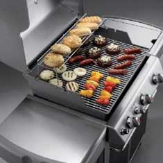 weber gas grill instructions
