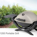 Weber Q1200 Portable Grill Review Summary (Summer 2021)