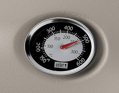 Q1200 Temerature Gauge