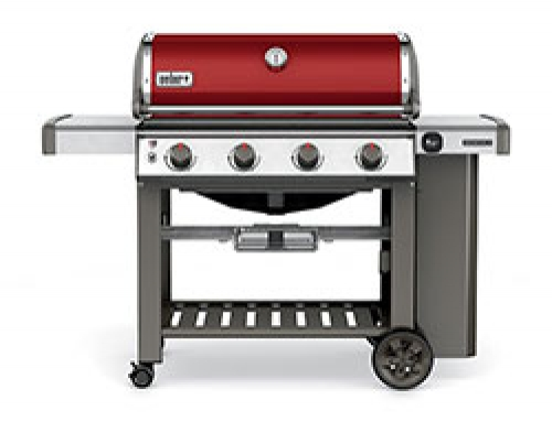 Weber Releases the New Genesis II Line