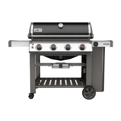 weber stephen products 62010201 weber genesis ii black lp grill grill reviews bbq and. Black Bedroom Furniture Sets. Home Design Ideas