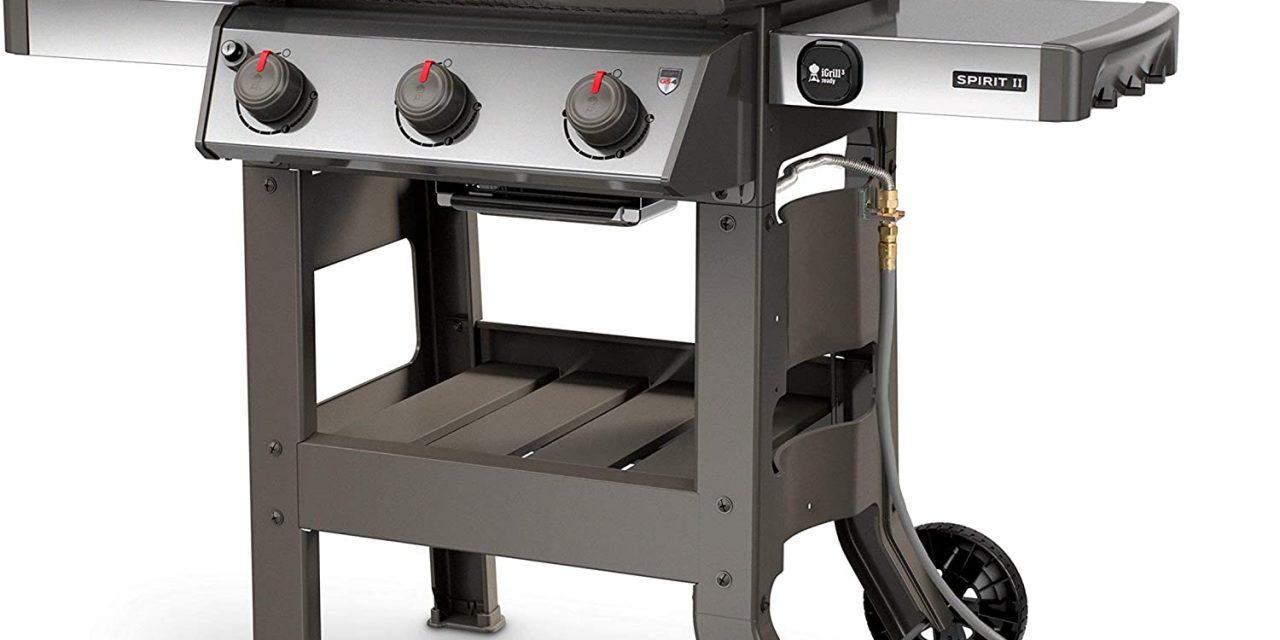 Weber Spirit E-310 Gas Grill Reviews and Comparisons