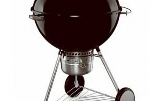 Weber 14401001 Original Kettle Premium Grill