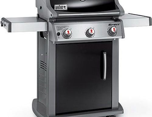 Weber Spirit E-310 Gas Grill Reviews and Comparisons