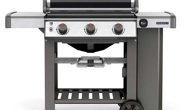Weber Genesis II Series 300 Comparisons : E-310, LX E-340, LX S-340 Reviews