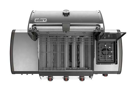 Weber Genesis LX E-340 Open
