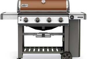 Genesis E-410 Copper
