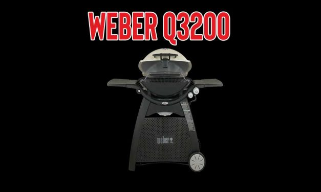 Weber Q 3200 Portable Grill Reviews and Ratings