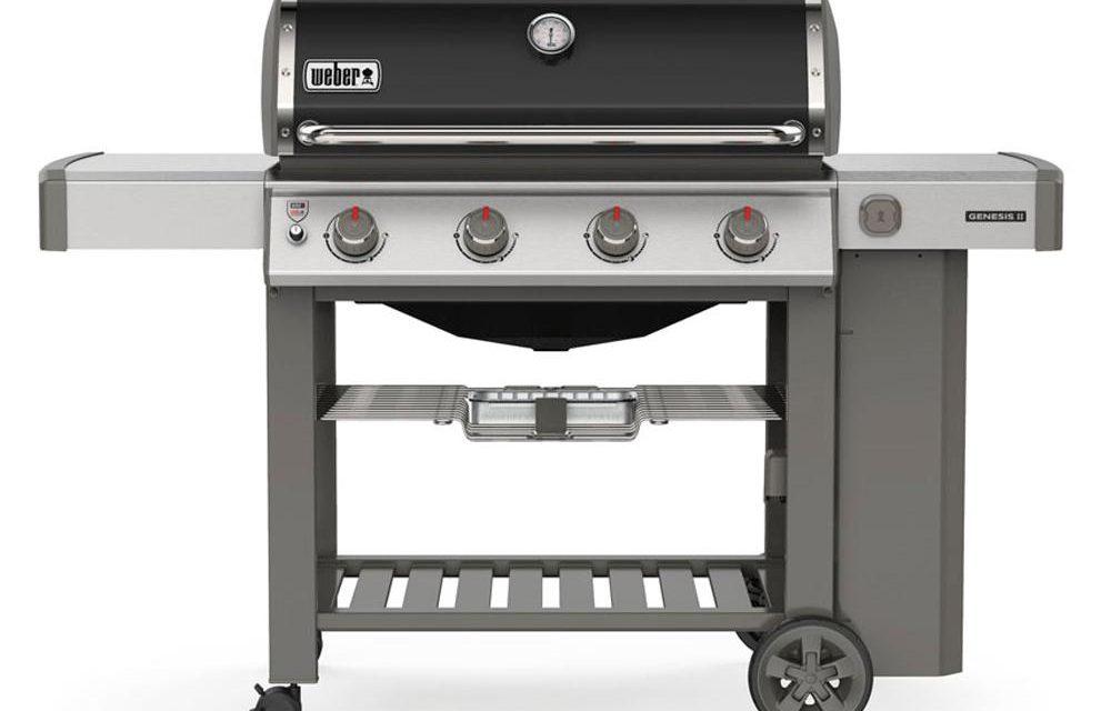 Weber Genesis E-410 & 400 Series Grills : Reviews and Ratings