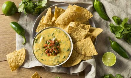 Torch the Party with Smoked Queso Dip