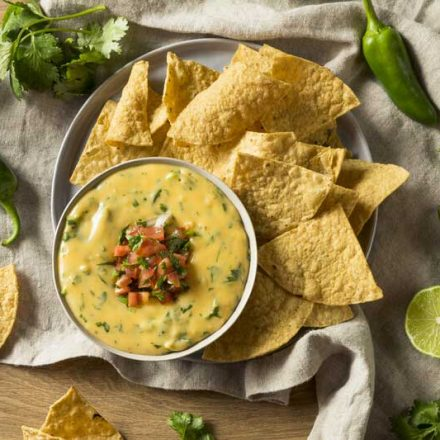 Smoked Queso Party Dip